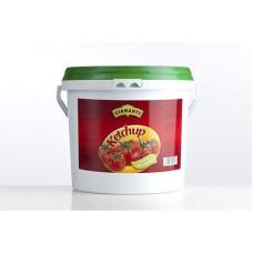 Diamante - Ketchup Salsa de Tomate Eimer 5 kg von Gran Canaria