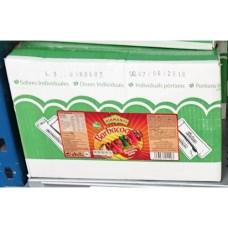 Diamante - Monodosis Salsa Barbacoa 12g x 275 Stück Portionspackungen hergestellt auf Gran Canaria