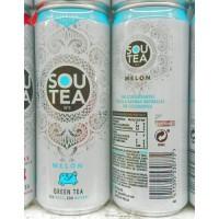 Firgas - Sou Tea No3 Melon Green Tea Dose 330ml hergestellt auf Gran Canaria