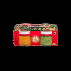 Guachinerfe - 2er-Set Mojo Rojo Picante & Perejil 2x125g hergestellt auf Teneriffa