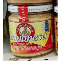 Guachinerfe - Mojos Canarios Mojonesa picant-spicy 200g hergestellt auf Teneriffa - LAGERWARE - MHD: 21.09.19