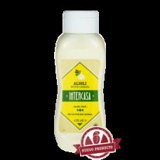 Intercasa - Alioli Kopfstandflasche Plastik 430ml hergestellt auf Gran Canaria