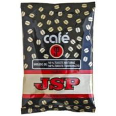 JSP - Cafe - Molido 50/50 Tueste Natural & Tueste Torrefacto Tüte 250g hergestellt auf Teneriffa