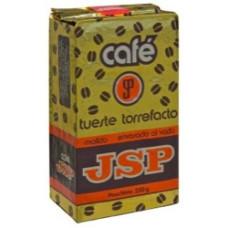 JSP - Cafe - Molido de Tueste Torrefacto Karton 250g hergestellt auf Teneriffa - LAGERWARE
