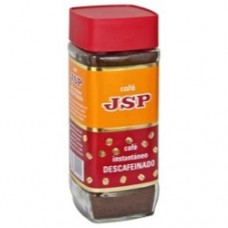 JSP - Cafe - instantaneo Descafeinado de tueste natural Instant-Kaffe entkoffeiniert Glas 100g hergestellt auf Teneriffa