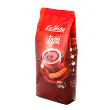 La Isleña - Taza Cacao Instant-Kakaopulver fettreduziert 250g Tüte hergestellt auf Gran Canaria