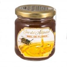 Oro del Atlantico - Miel de Flores kanarischer Bienenhonig 250g hergestellt auf Teneriffa - LAGERWARE