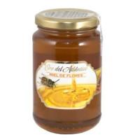 Oro del Atlantico - Miel de Flores kanarischer Bienenhonig 500g hergestellt auf Teneriffa