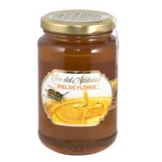 Oro del Atlantico - Miel de Flores kanarischer Bienenhonig 500g hergestellt auf Teneriffa - LAGERWARE