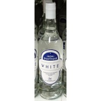 Ron Guateque - White Rum Blanco 1l hergestellt auf Teneriffa (blaues Etikett)