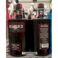 Status - 21 London Gin Premium 10 Distillations 40% Vol. 700ml