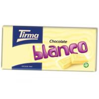 Tirma - Chocolate blanco weiße Schokolade 150g 3er-Pack hergestellt auf Gran Canaria