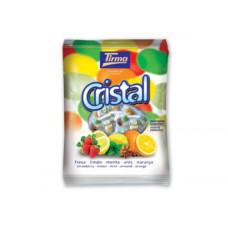 Tirma - Cristal Caramelos Candy Bonbons mit Fruchtgeschmack sortiert 600g Tüte hergestellt auf Gran Canaria - LAGERWARE