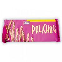 Tirma - Palichocs choco Schoko-Keks-Stangen Vollmilch 150g hergestellt auf Gran Canaria