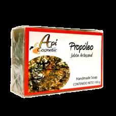 Valsabor - Jabon Artesanal de Propoleo Seife Propoleo-Aroma 100g hergestellt auf Gran Canaria