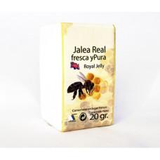 Valsabor - Jalea Real Fresca Honig-Gelee zur Stärkung des Immunsystems 20g hergestellt auf Gran Canaria