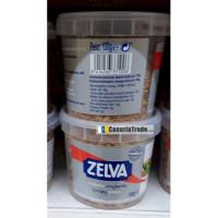 Zelva - Cebolla Crujiente Röstzwiebeln Becher 100g hergestellt auf Gran Canaria